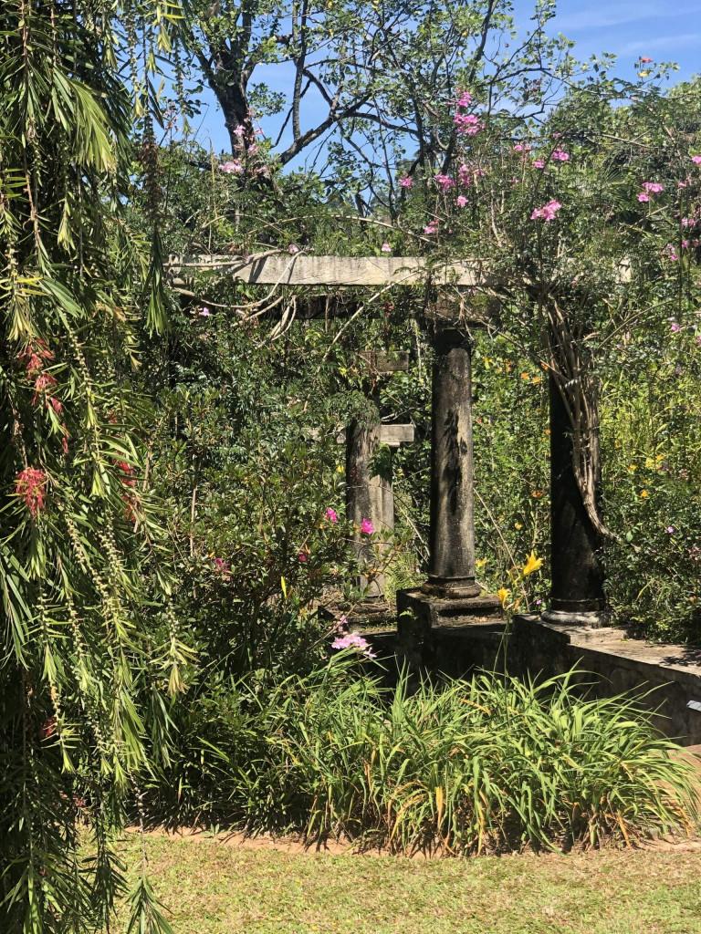 Beautiful gardens Tientsin Bungalow
