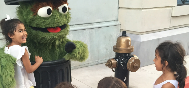 Meeting Grover