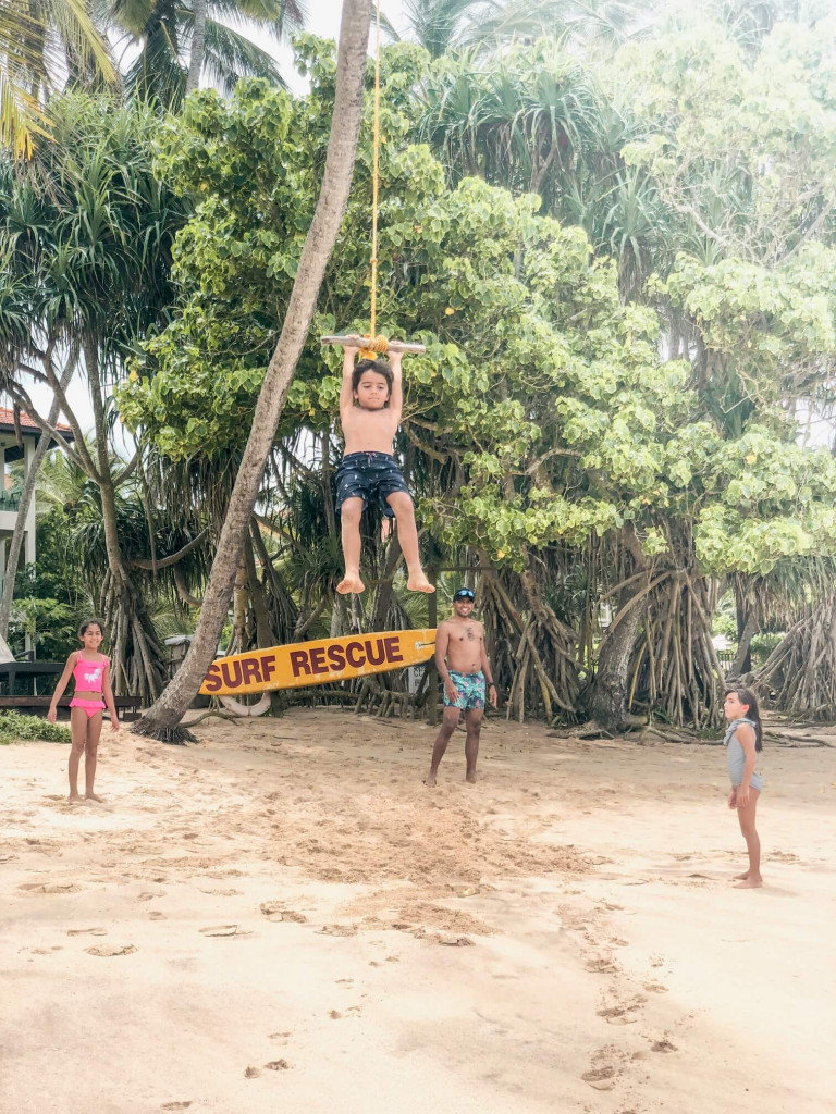 Anantara Peace Haven Beach Fun