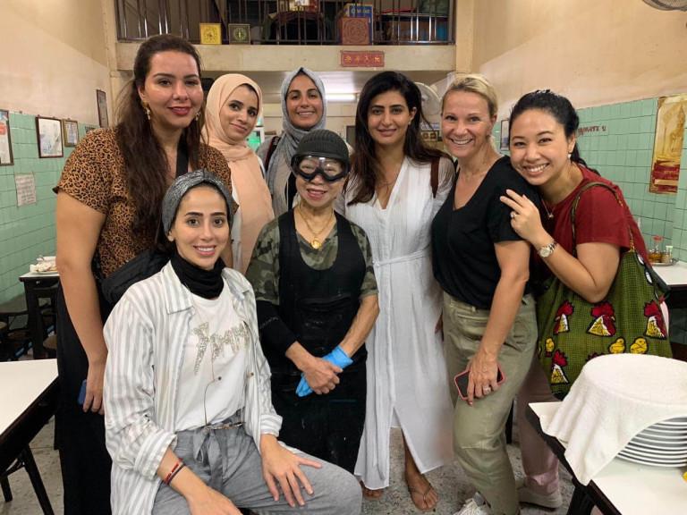 The ladies at Jay Fai