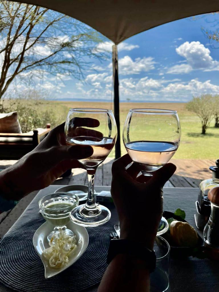 Cheers to Mara Plains