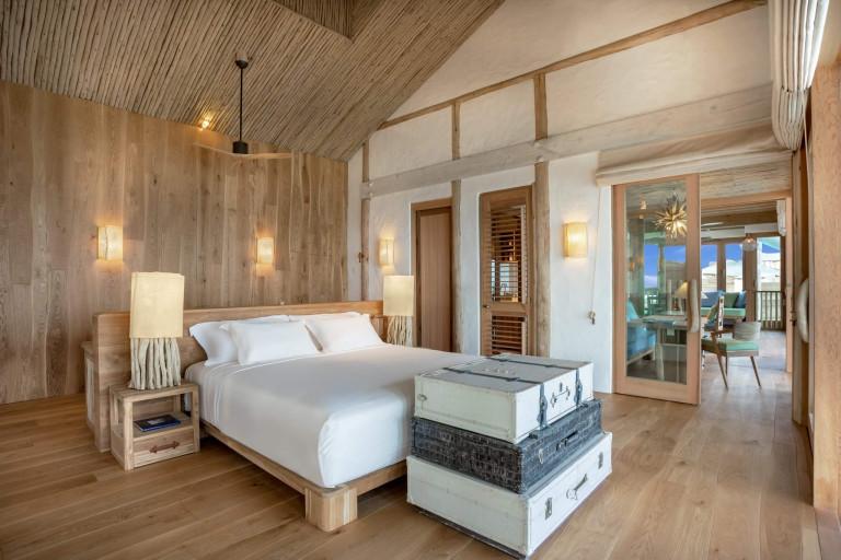 SFR 1BR Water Retreat Master Bedroom by Sandro Bruecklmeier