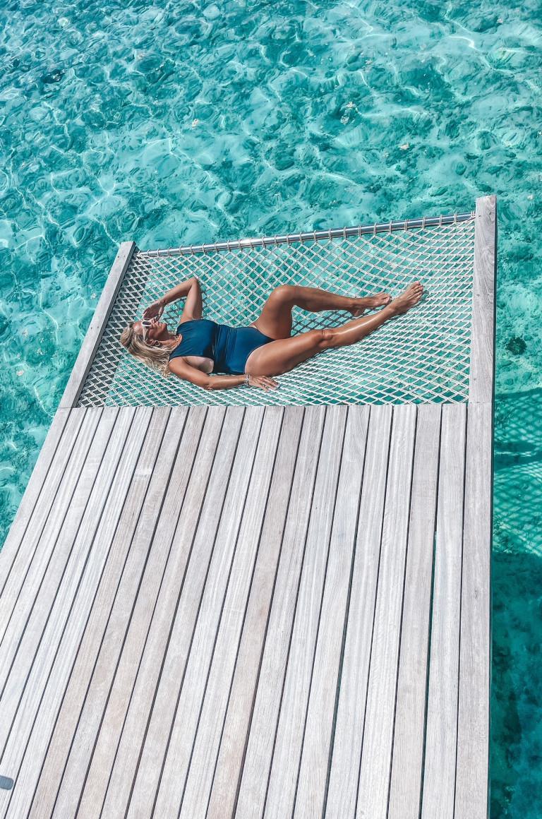 Ritz Carlton Water villa