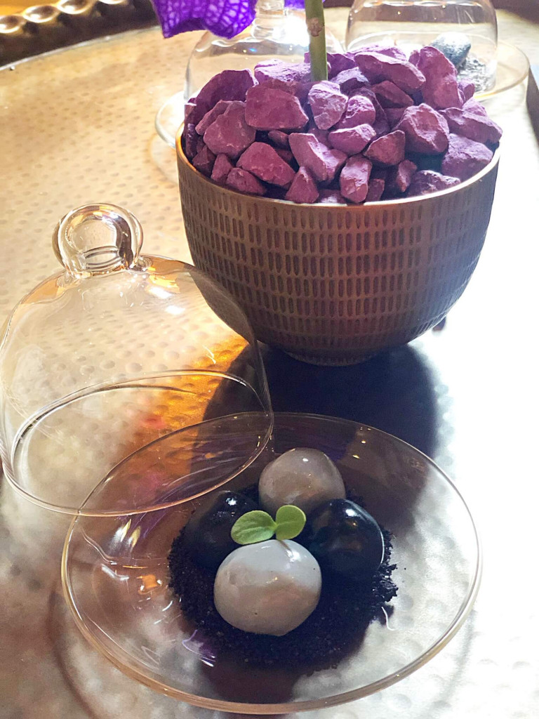 Lavender sweet treats