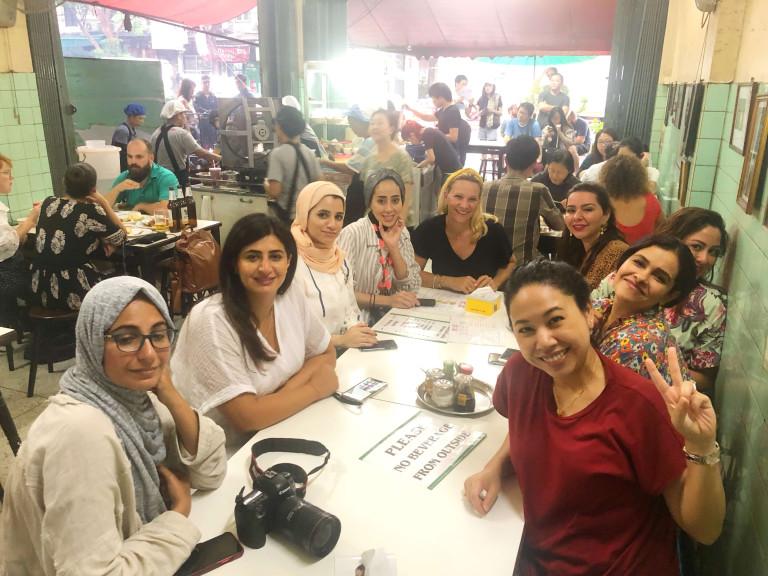 All the ladies at Jay Fai