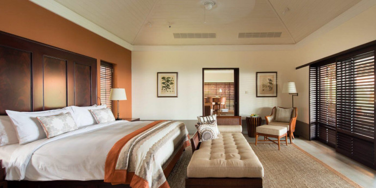 Weligama master bedroom