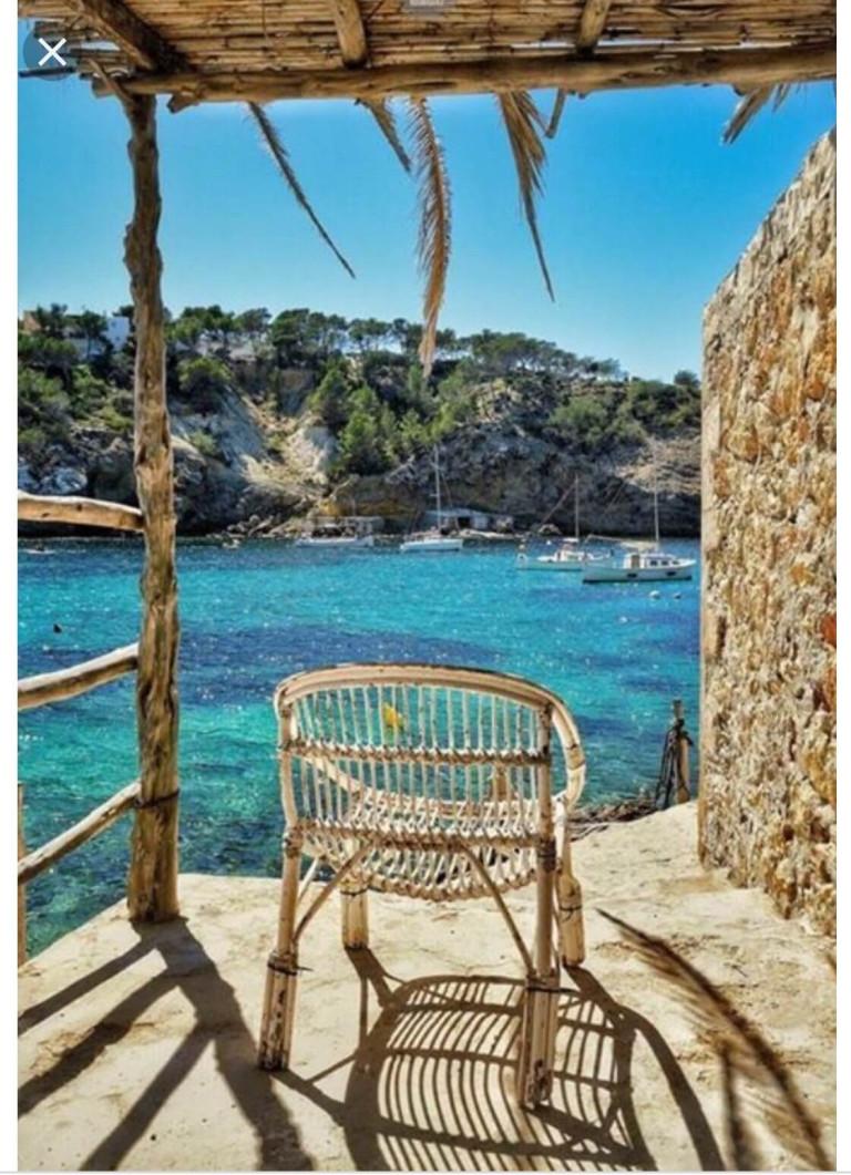 Ibiza views