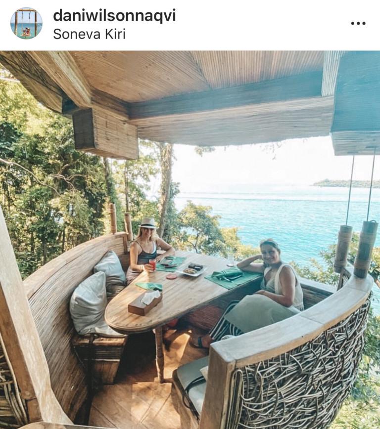 Soneva Kiri, Thailand