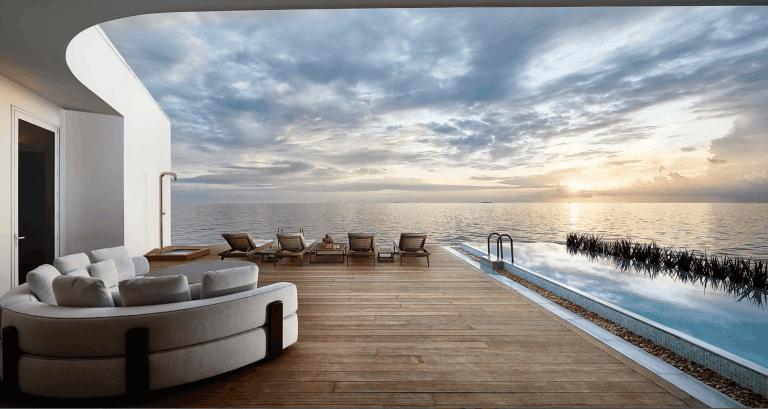 The Muraka Terrace