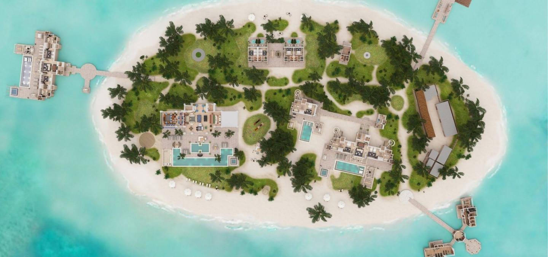 Waldorf Private Island Lead