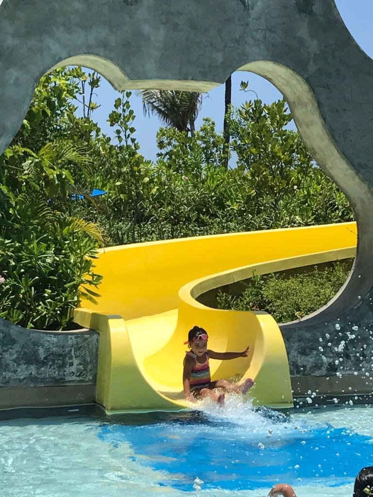 Shangri La slide