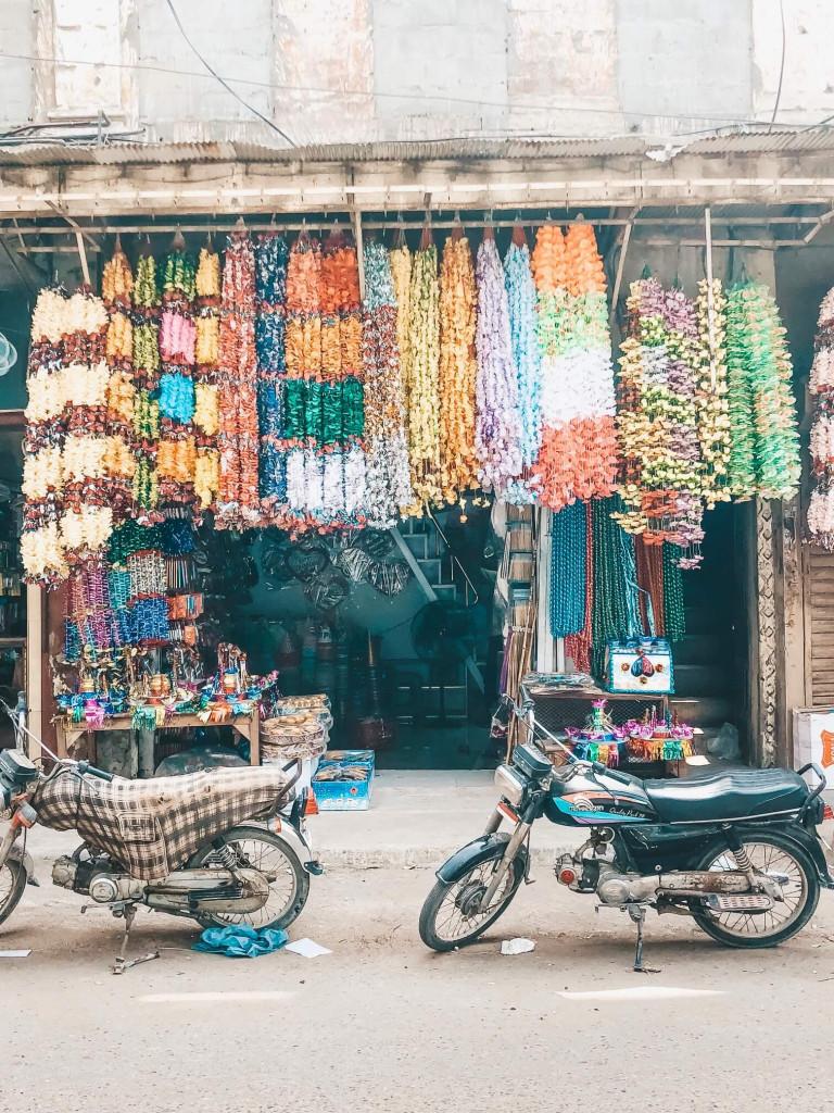 Shop front Karachi