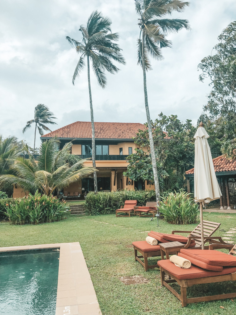 Our villa cluster