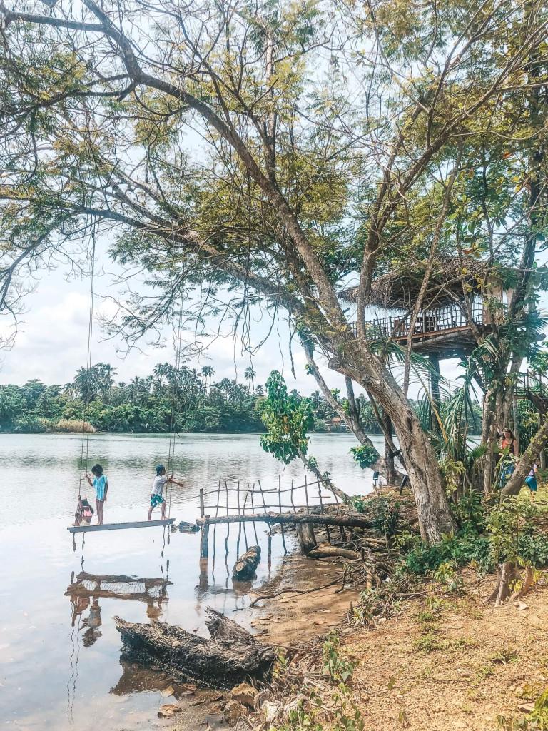 Treehouse fun - Anantara Kalutara