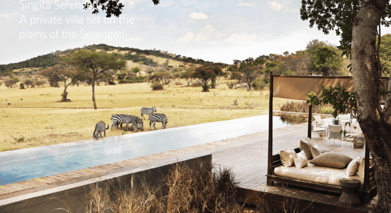 Singita Serengeti