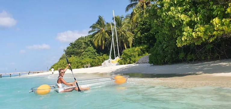 Soneva Fushi water sports