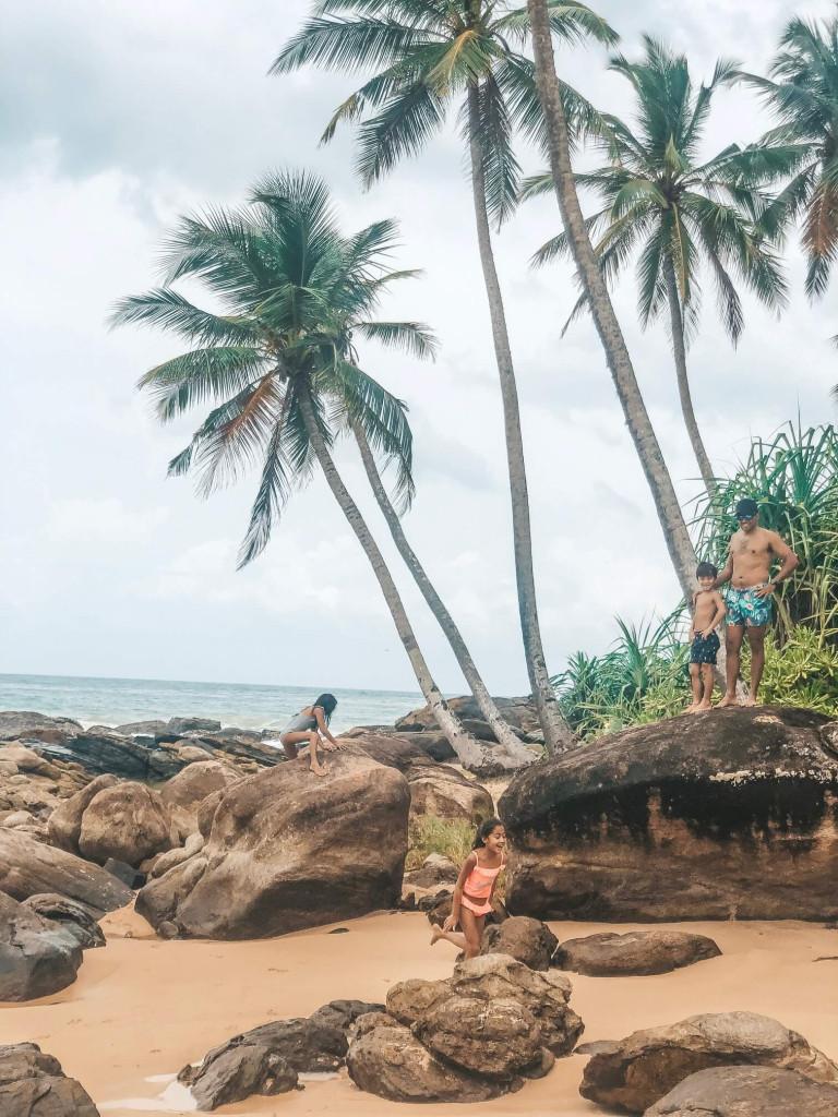 Anantara Peace Haven beach