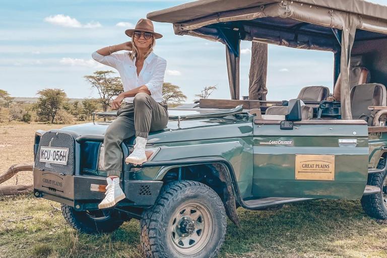 When on safari part 1