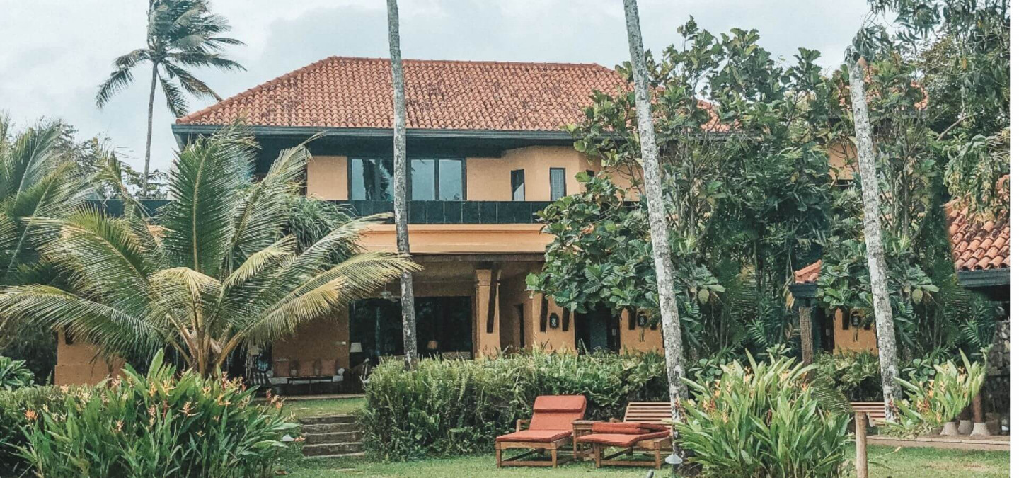 Our Villa at Cape Weligama Lead