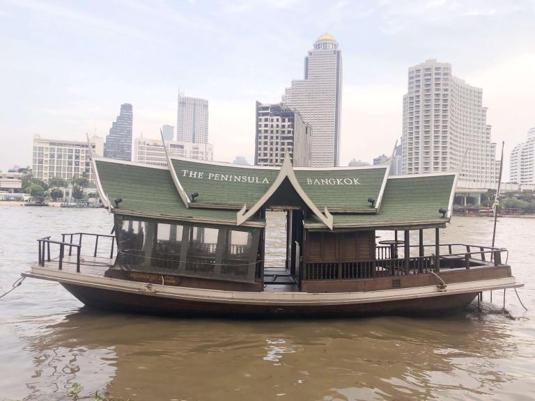 River Taxi Bangkok