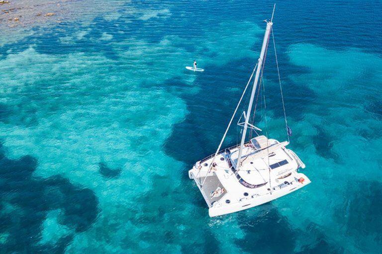 Sail around Croatia