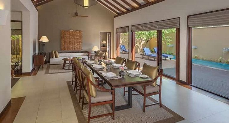 Anantara Kalutara two bedroom pool villa