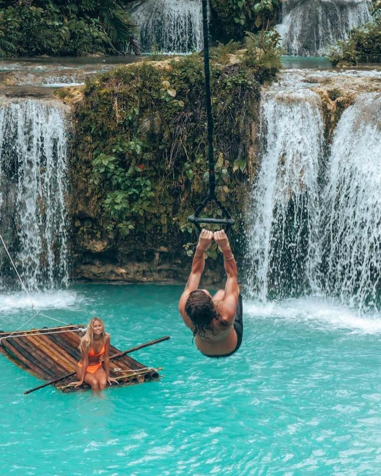 Waterfalls Siquijor Island, Philippines