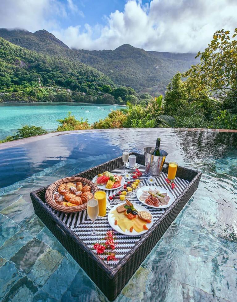 Constance Ephelia Resort, Seychelles