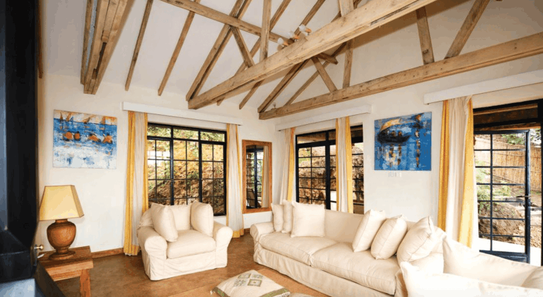 Clouds Sitting room