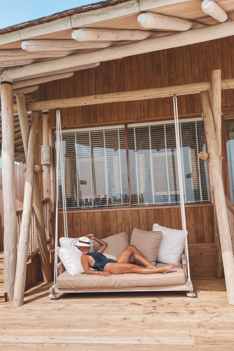 Relax at Soneva Jani