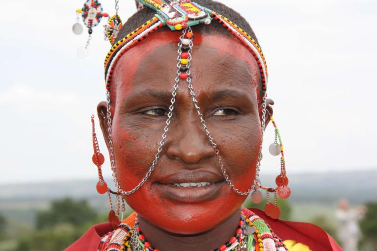 Maasi Mara tribe