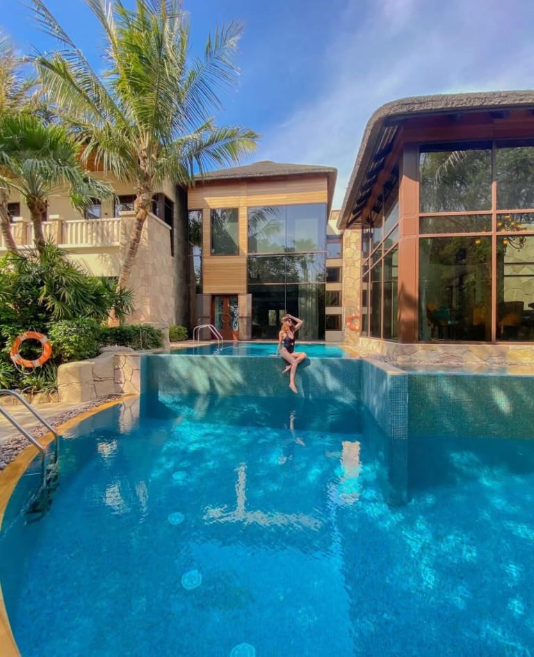 Sofitel on the Palm Private villas