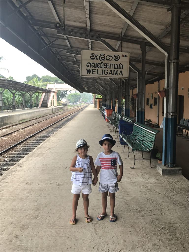 weligama station