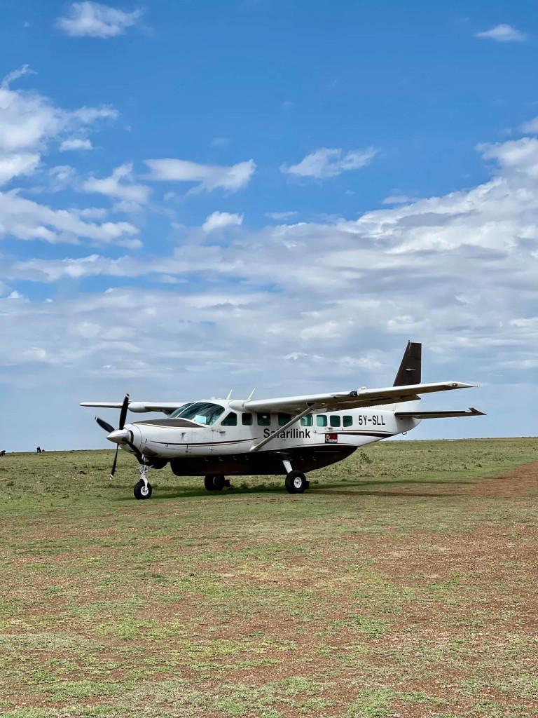 Safari Link flights