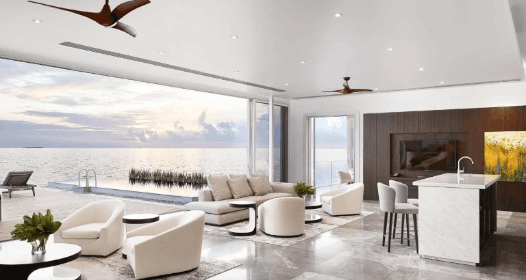 The Muraka living space