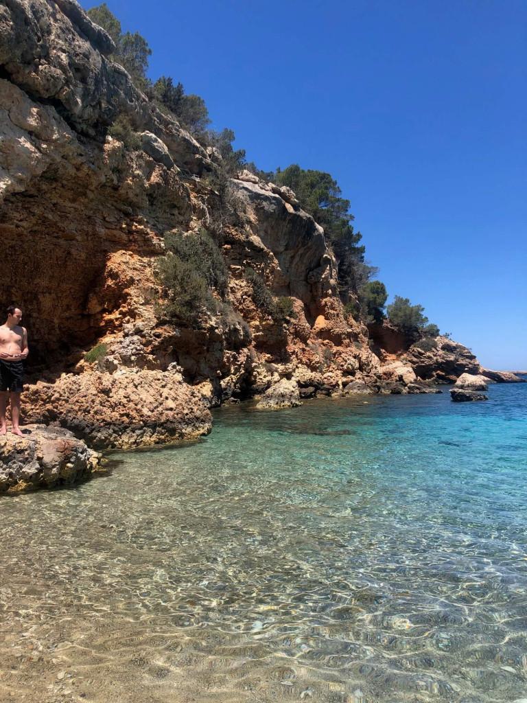 Portinatx Bay