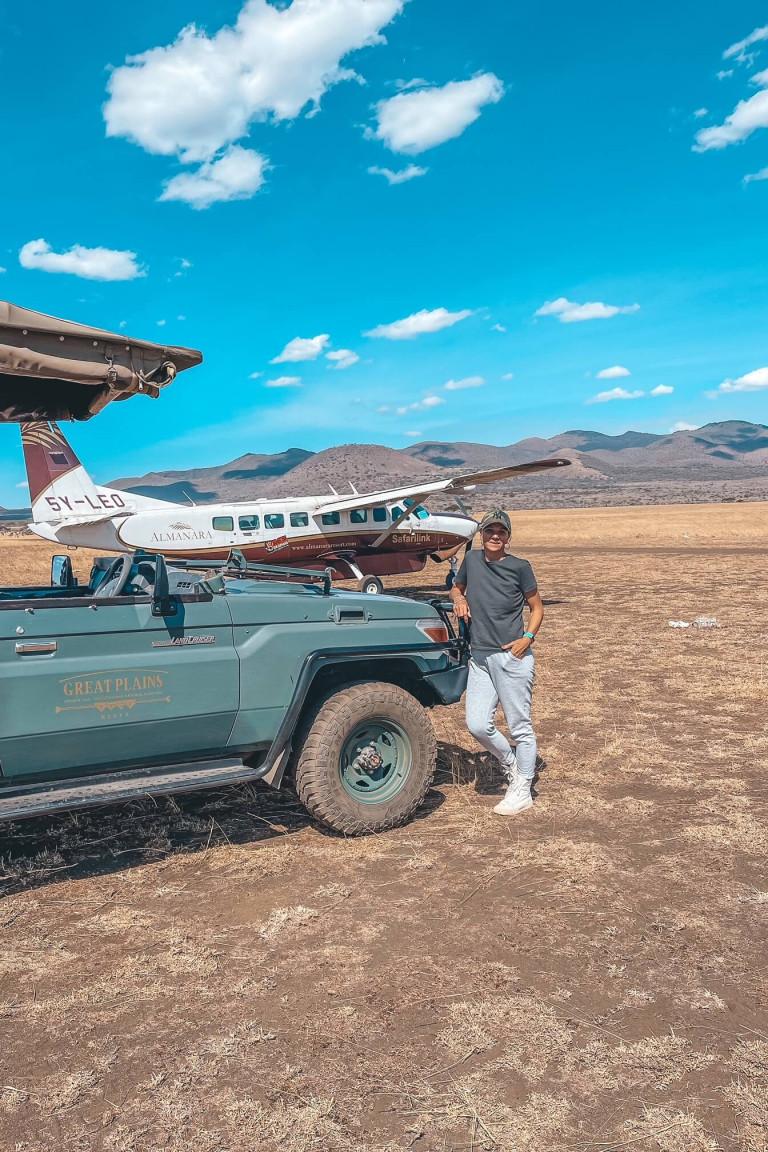 Ol Donyo Air strip