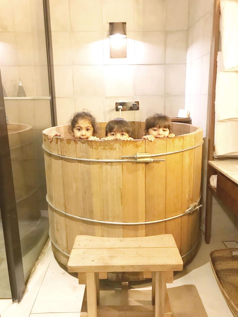 Bisma Eight Bath