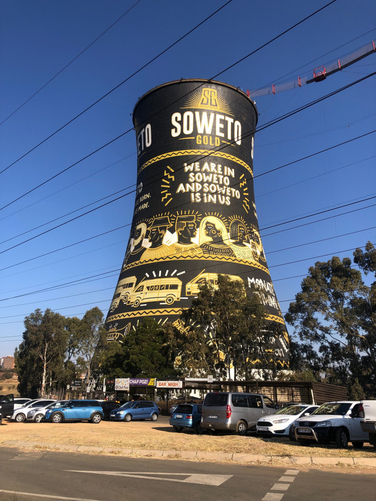 Soweto tower 1