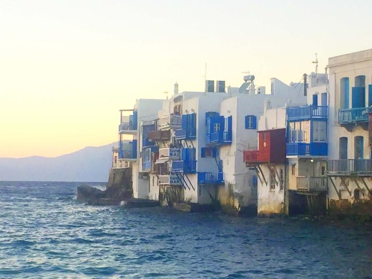Port of Mykonos