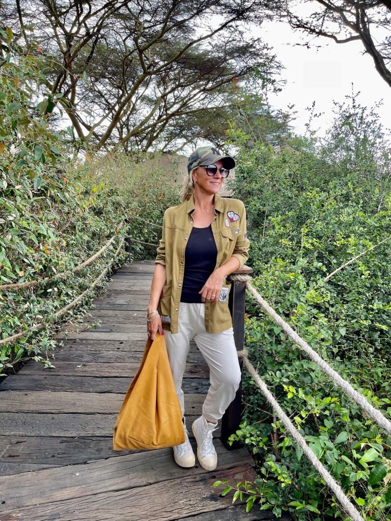 Mara Nyika walkways