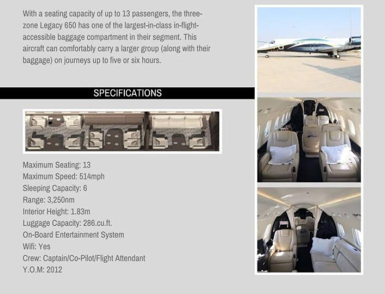 Embraer legacy 2