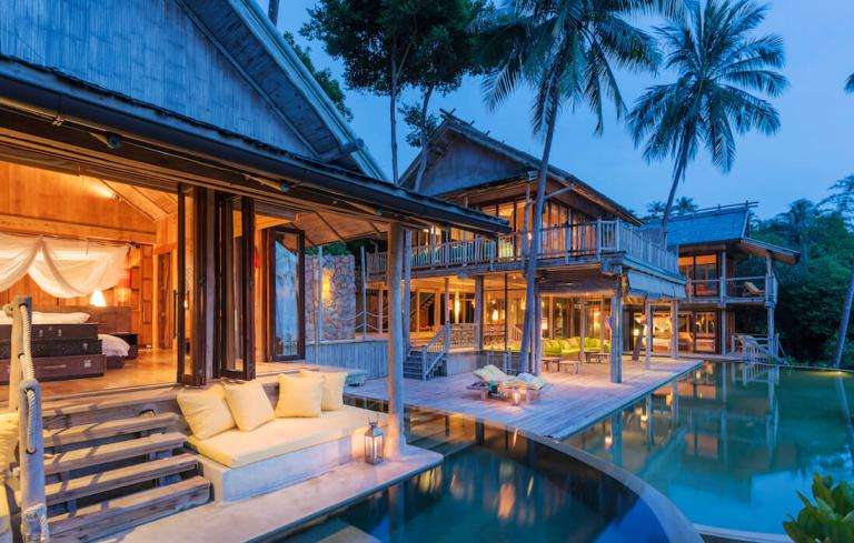 2761_Soneva Kiri Resort - 4 Bedroom Sunset Ocean View Pool Reserve