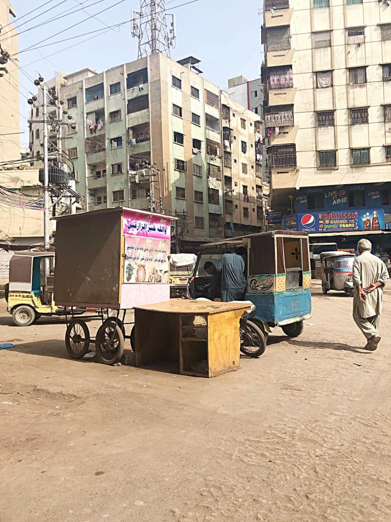 Weekends in Karachi