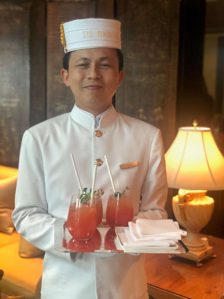 The Peninsular Waiter