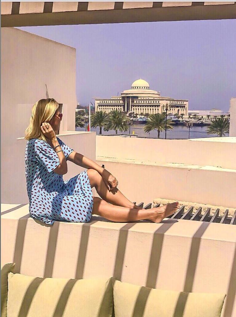 views of Sharjah