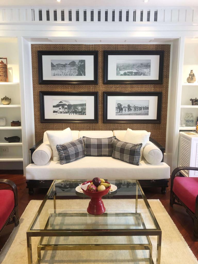 137 Pillars family suite