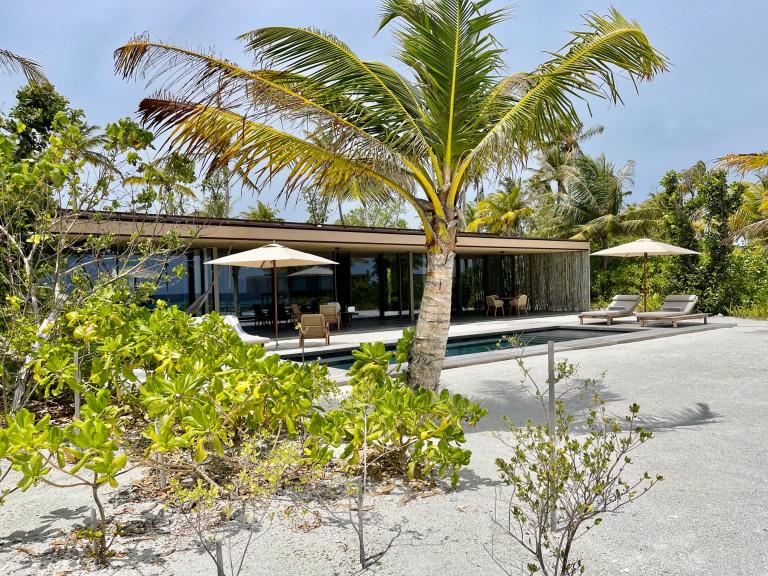 Two bedroom beach villa Patina