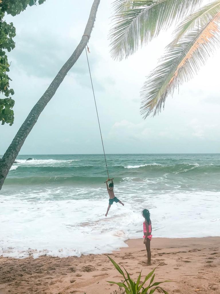 Swinging games