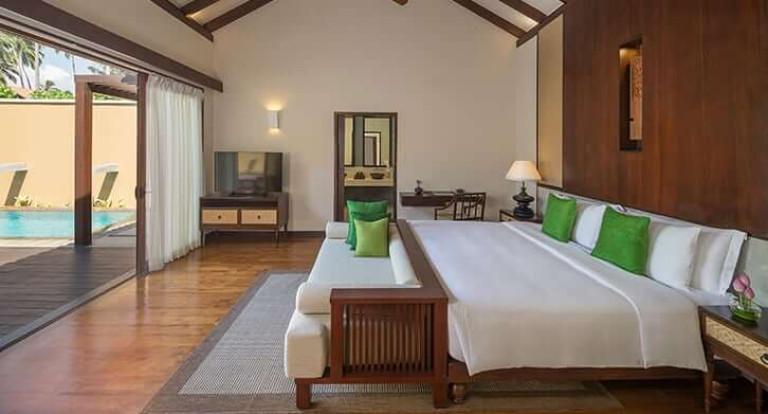Anantara Kalutara Master bedroom
